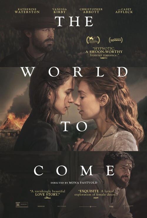 Постеры фильма «Мир грядущий»