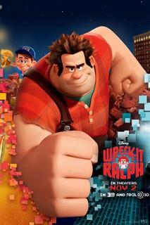 Постеры фильма «Ральф»