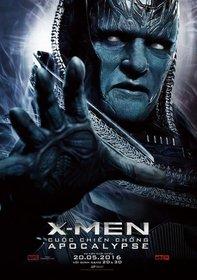 Постеры фильма «Люди Икс: Апокалипсис»