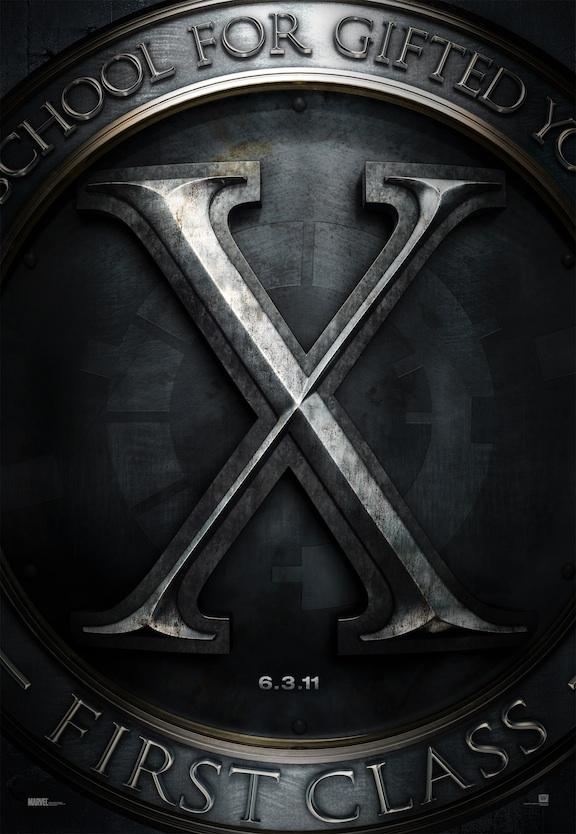 Люди Икс: Первый класс, постер № 1
