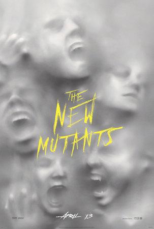 Постеры фильма «Новые мутанты»