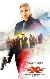 Постеры фильма «Три икса: Мировое господство»