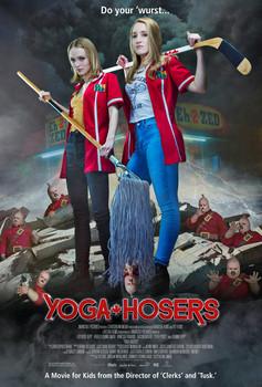 Постеры фильма «Йоганутые»