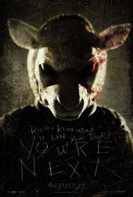 Постеры фильма «Тебе конец!»
