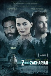 Постеры фильма «Z — значит Захария»