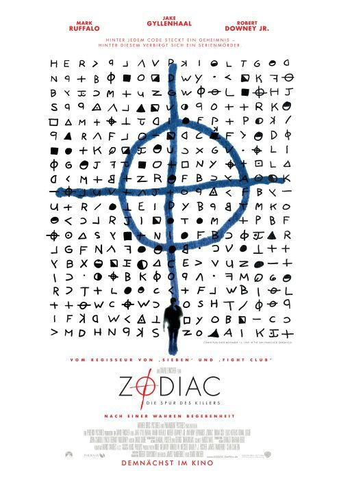 Зодиак, постер № 3