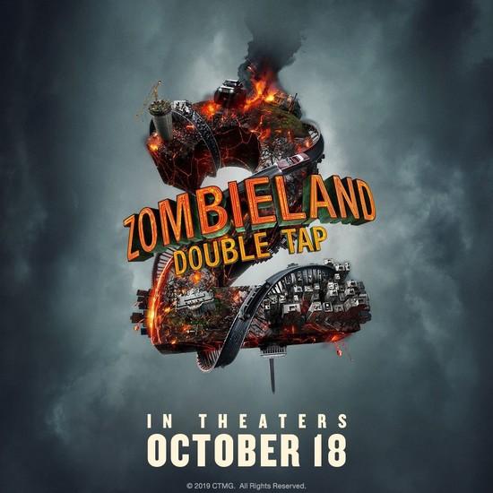 Постеры фильма «Zомбилэнд: Контрольный выстрел»