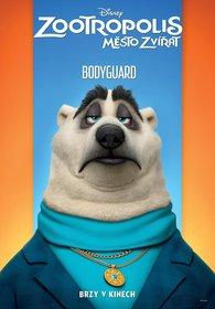 Постеры фильма «Зверополис»