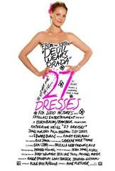 «27 платьев»(27 Dresses)