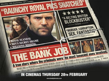 «Ограбление банка»(The Bank Job)