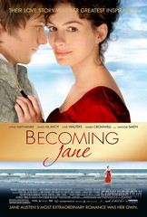 «Превращаясь в Джейн»(Becoming Jane)