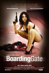 «Заслонка»(Boarding Gate)