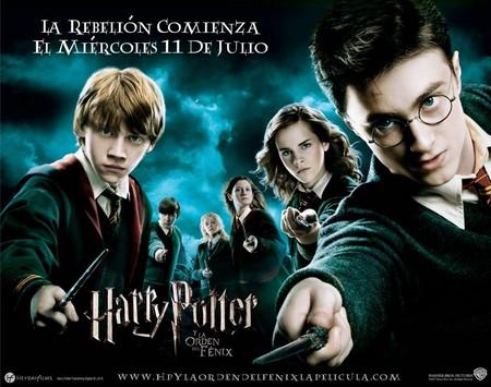 «Гарри Поттер И Орден Феникса Онлайн Смотреть В Hd» — 2007