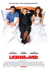 Лицензия на свадьбу (License to Wed)
