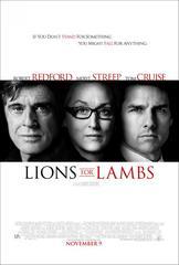 «Львы для ягнят»(Lions for Lambs)