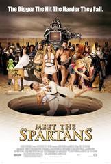 «Знакомство со спартанцами»(Meet the Spartans)