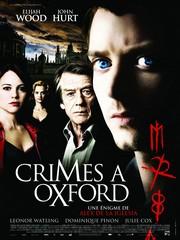 «Оксфордские убийства» (Oxford Murders)