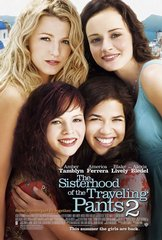 «Джинсы-талисман-2» (The Sisterhood of the Traveling Pants 2)