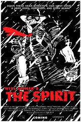 «Мститель» (Will Eisner's The Spirit)