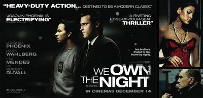 «Хозяева ночи»(We Own the Night)