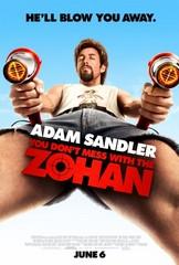 «Не связывайтесь с Зоханом» (You Don't Mess with the Zohan)
