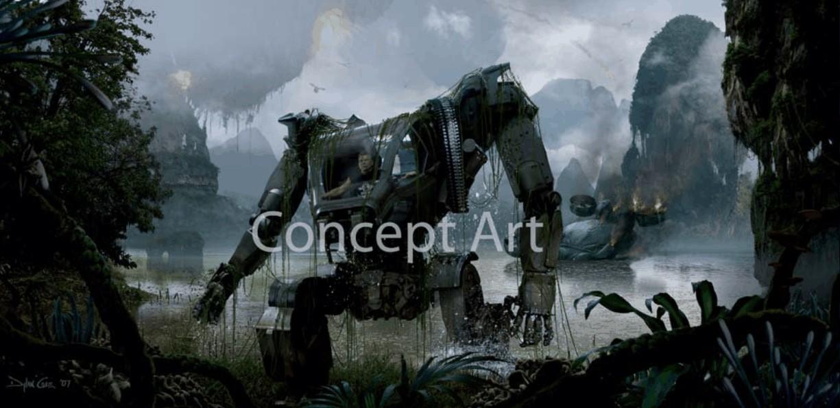 """Аватар"""" Джеймса Камерона. Обсуждение ...: www.liveinternet.ru/community/creative_journal/post103537295"""