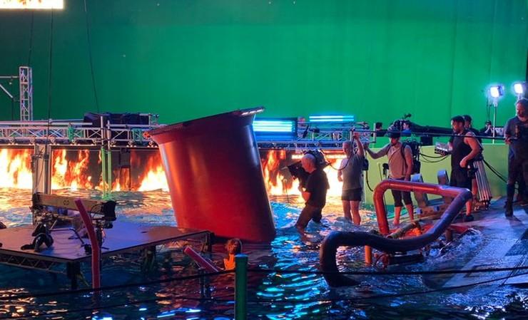 Промо-арт фильма «Аватар 2»
