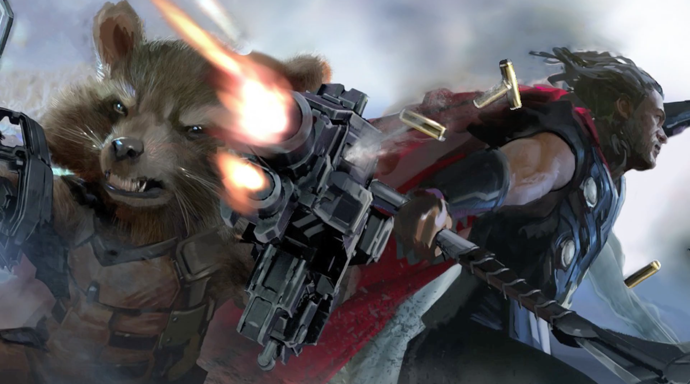 Мстители: Война бесконечности, кадр № 2