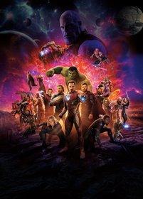 Мстители: Война бесконечности