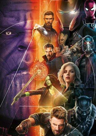 Промо-арт фильма «Мстители: Война бесконечности»
