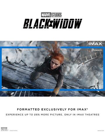 Промо-арт фильма «Чёрная вдова»