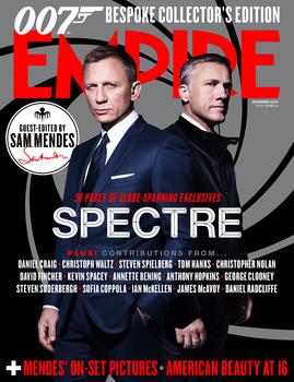 Промо-арт фильма «007: Спектр»