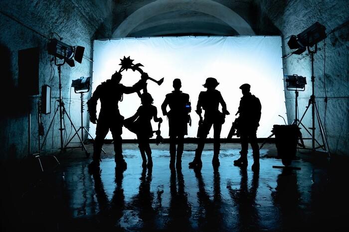 Промо-арт фильма «Бордерлэндс»