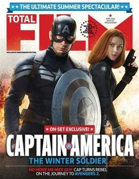 Промо-арт фильма «Первый мститель: Другая война»