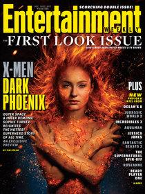 Промо-арт фильма «Люди Икс: Тёмный феникс»