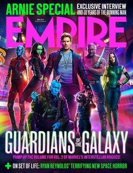 Промо-арт фильма «Стражи галактики 2»