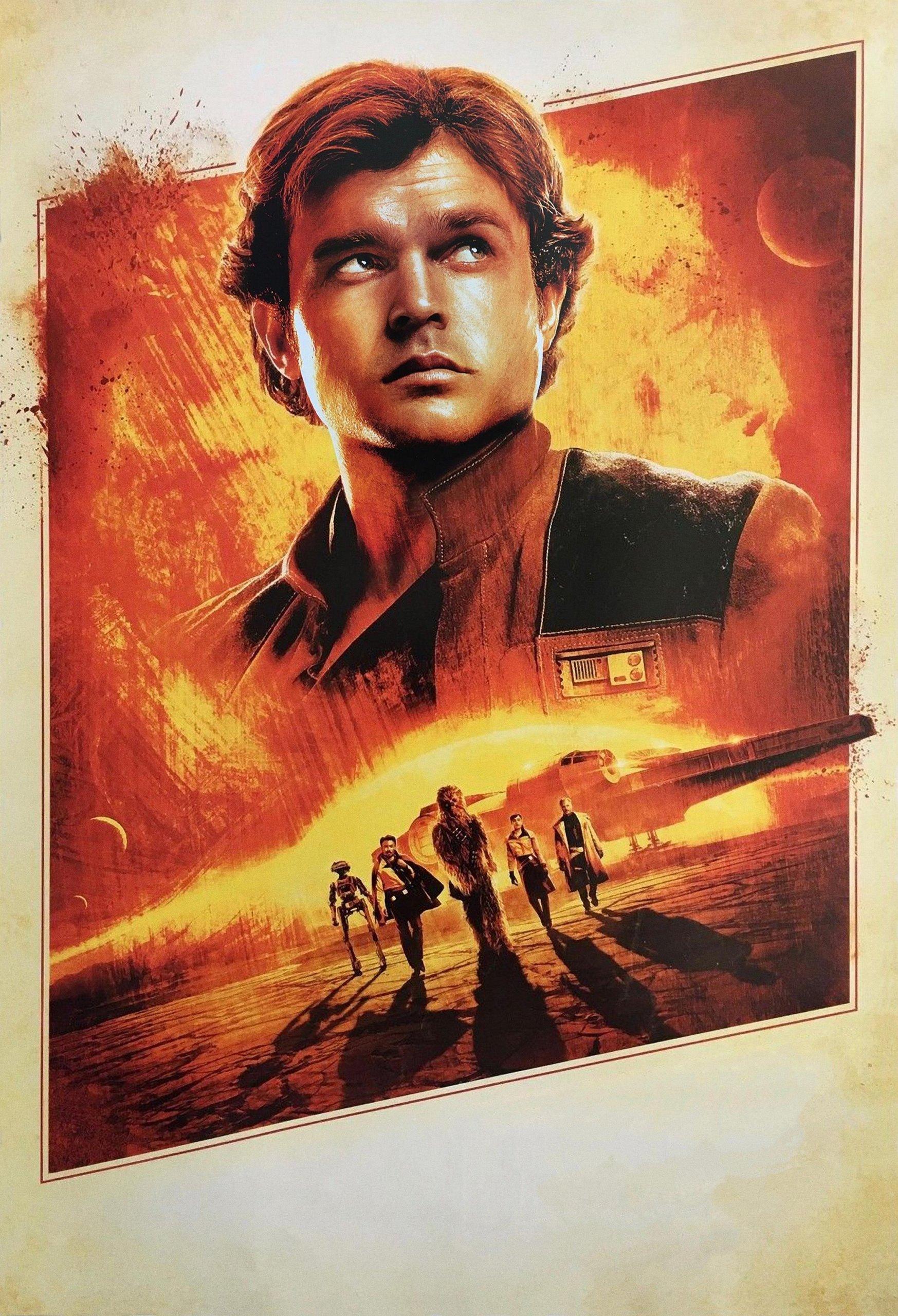 Хан Соло: Звёздные войны. Истории, кадр № 22