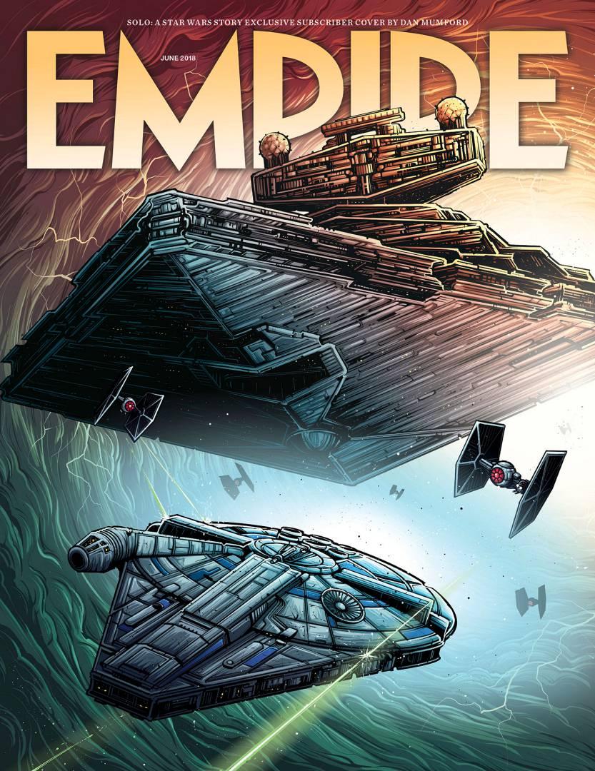 Хан Соло: Звёздные войны. Истории, кадр № 7