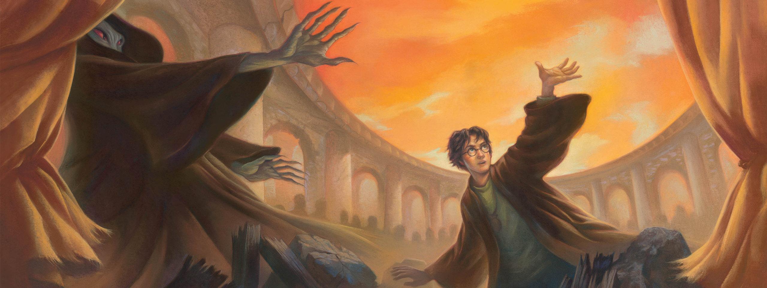Гарри Поттер и Дары смерти. Часть 1, кадр № 1