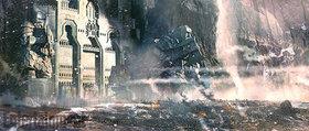 Промо-арт фильма «Хоббит: Битва пяти воинств»