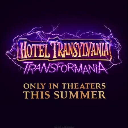 Промо-арт фильма «Монстры на каникулах: Трансформация»