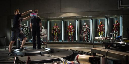 «Железный человек - 3»