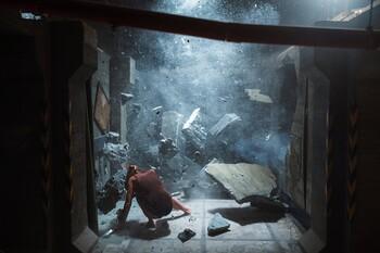 Промо-арт фильма «Кольская сверхглубокая»