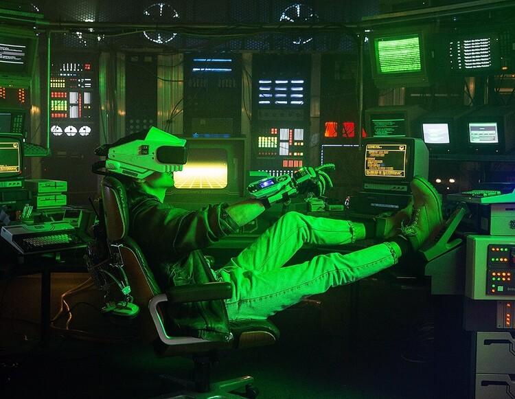 Промо-арт фильма «Кунг Фьюри 2»