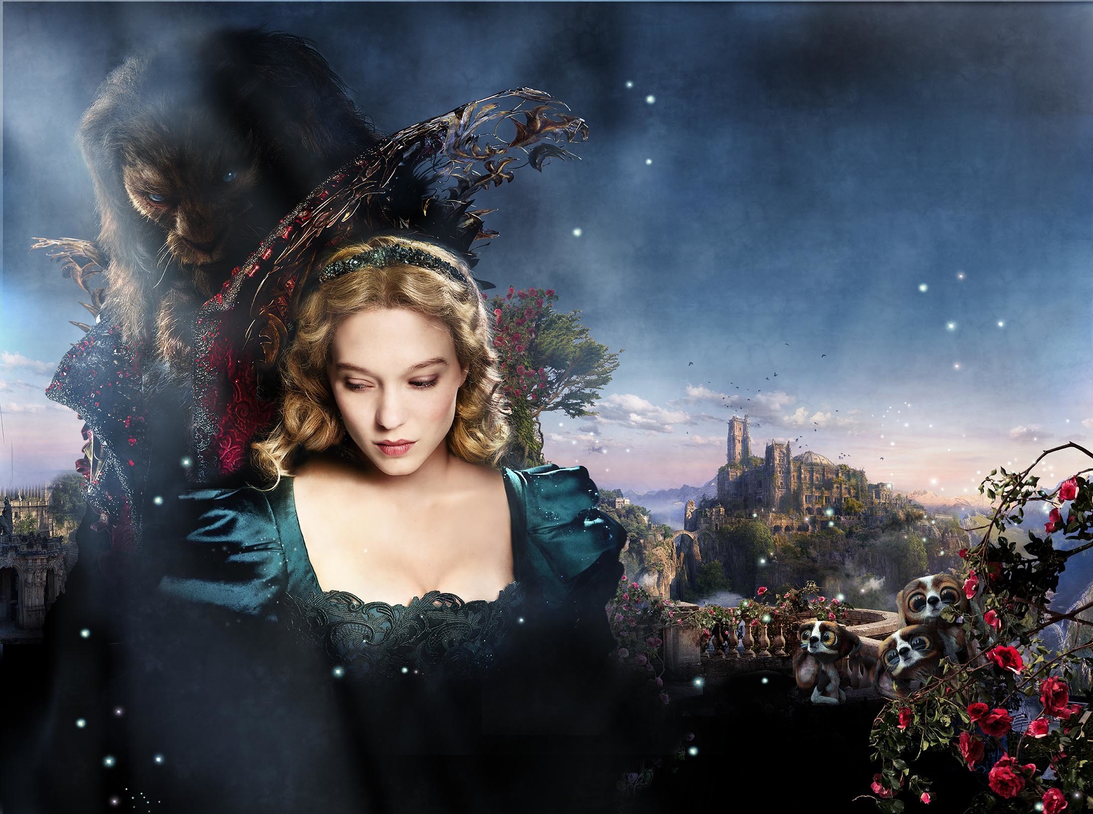 beauty and the best critique Now that all the old films are out there in the public domain, live-action remakes are the best way to keep the story brands alive, starting with maleficent in 2014, cinderella in 2015 and now this.