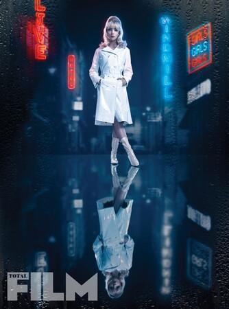 Промо-арт фильма «Прошлой ночью в Сохо»