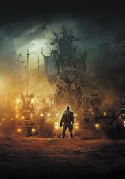 Промо-арт фильма «Безумный Макс: Дорога ярости»