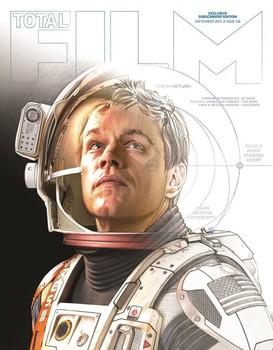 Промо-арт фильма «Марсианин»