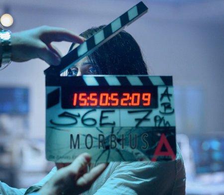 Промо-арт фильма «Морбиус»