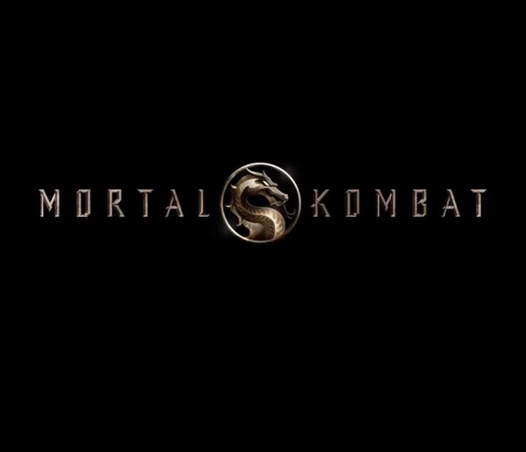 Промо-арт фильма «Мортал Комбат»